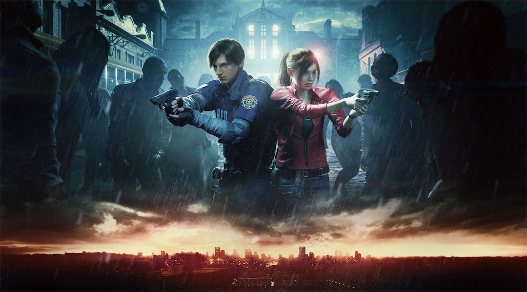 Resident Evil 2 Remake Menunjukkan Kostum DLC Edisi Deluxe