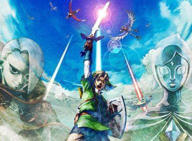Legend of Zelda Skyward Sword Mungkin Akan Datang Ke Nintendo Switch