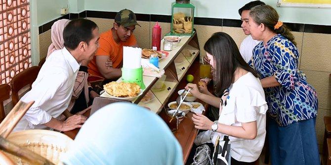 Kuliner Favorit Presiden Jokowi Saat Berada di Solo