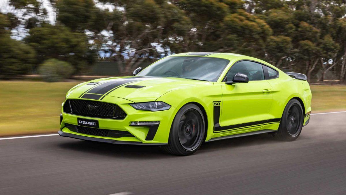 Harga Ford Mustang Termurah Di Tahun 2019