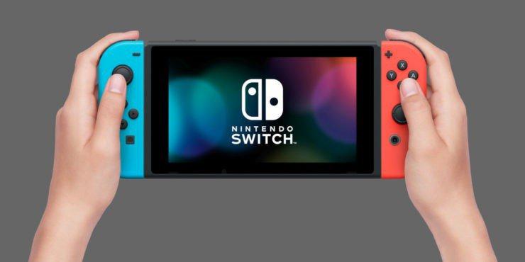 Nintendo Switch Model Baru Dilaporkan Akan Dirilis Tahun 2019