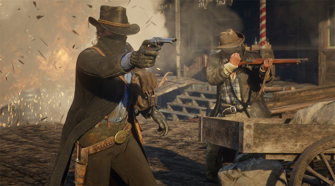 Red Dead Redemption 2 Datang Ke PC Tahun Depan