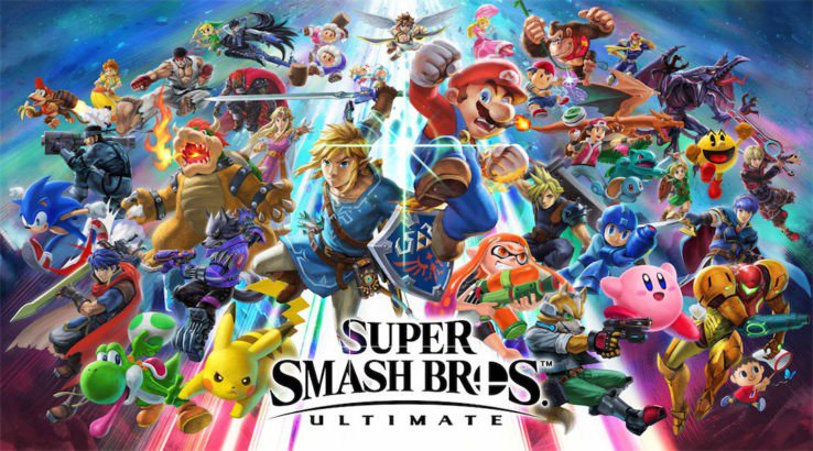 Fan Smash Bros Ultimate Dapat Bermain Sebelum Meninggal Dunia