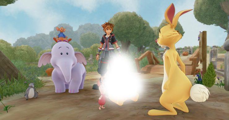 Kingdom Hearts 3 Kenapa Winnie The Pooh Di Sensor