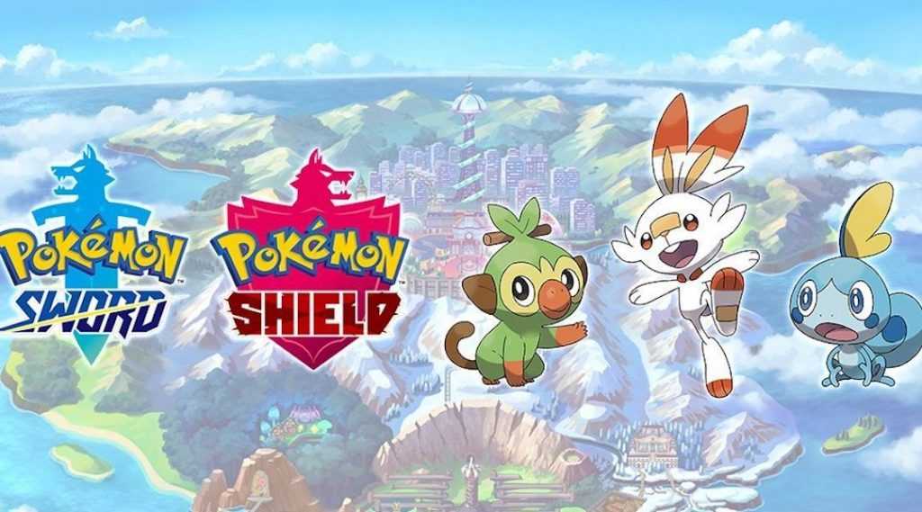 Pokemon Sword and Shield Akan Memiliki Fitur Partner Pokemon
