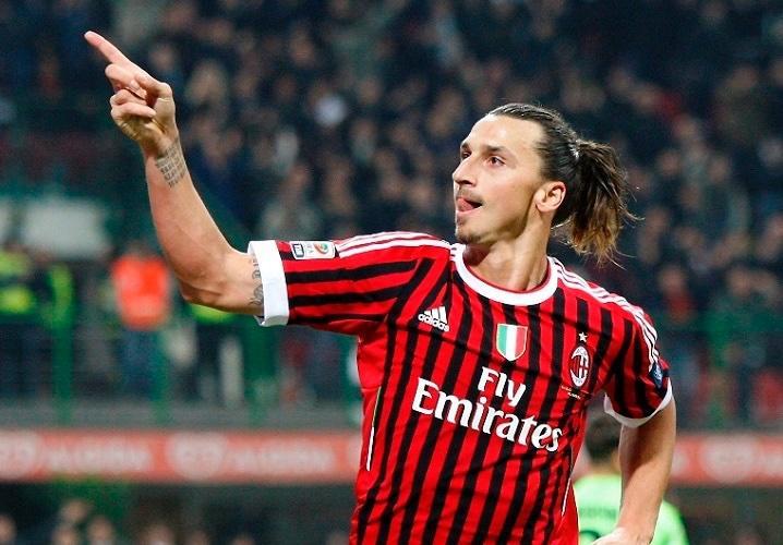 AC Milan Resmi Datangkan Zlatan Ibrahimovic